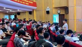 VNPT tổ chức tiếp nhận và hướng dẫn thực tập  Khoa CNTT - Trường ĐH Công Nghệ và Học Viện BCVT