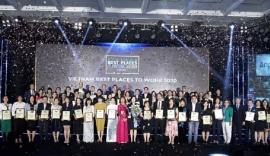 VNPT được vinh danh trong Top 100 Nơi Làm Việc Tốt Nhất Việt Nam 2020 và Top 50 Doanh Nghiệp Việt Có Thương Hiệu Nhà Tuyển Dụng hấp dẫn năm 2020